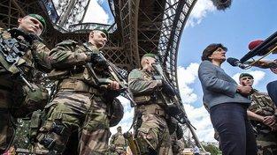 Nová francouzská ministryně obrany Sylvie Goulardová