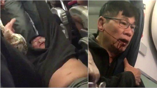 Pasažér násilím vyvlečený z letadla