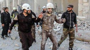 Bílé přílby v Sýrii