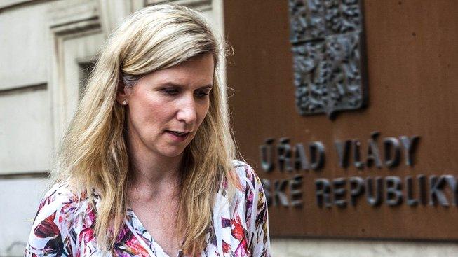 Kateřinu Valachovou stála kauza dotací na sport ministerské křeslo