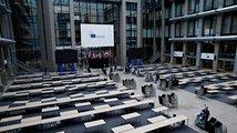 Brusel: budovy Evropské unie