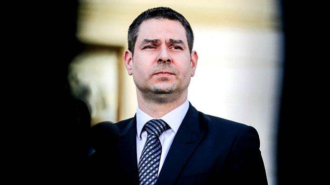 Ministr průmyslu a obchodu ČR Jiří Havlíček