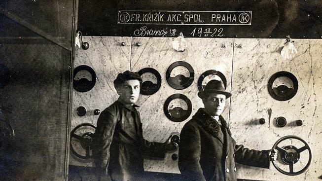 Akciová společnost Františka Křižíka