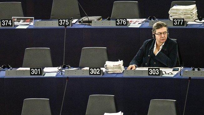 Debaty o stavu českých médií se zúčastnilo minimum europoslanců. Ilustrační snímek