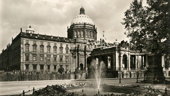 Berlínský zámek v roce 1935