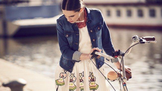 Městem na kole elegantně a s grácií