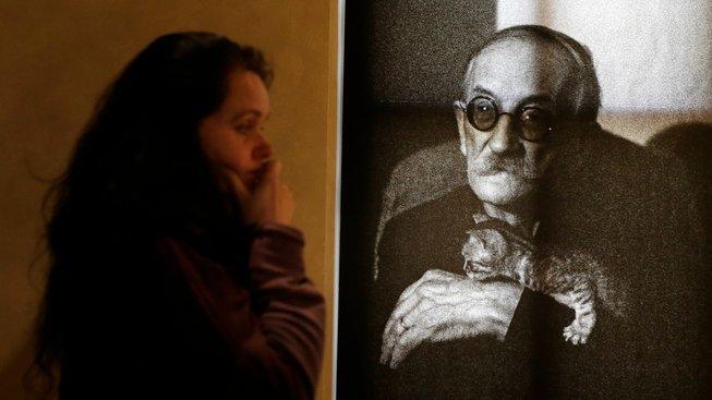 """Výstava """"Reynek - Génius, na kterého jsme měli zapomenout"""""""