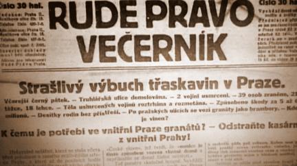 Apokalypsa v centru Prahy: Před devadesáti lety tam explodoval povoz s municí