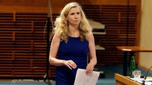 Kateřina Valachová na demisi trvá