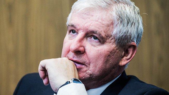 Guvernér Česká národní banky Jiří Rusnok míní, že Česko je na euro připraveno