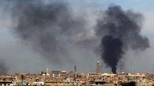 Islamisté zničili slavnou mosulskou ešitu an-Núrí, z níž v roce 2014 jejich lídr abú Bakr Bagdádí vyhlásil chalífát