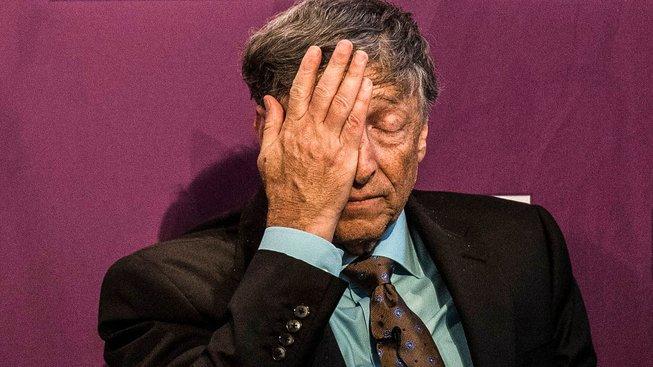 Bill Gates ví, jak se zbavit každodenního stresu