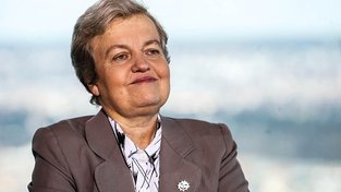 Šéfka Úřadu pro jadernou bezpečnost a bývalá zastupitelka Dana Drábová