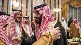 Nový následník saúdského trůnu Muhammad bin Salmán