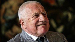 Václav Klaus je velký kritik neziskovek. Sám ale nyní působí ve čtyřech
