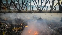 Mrtvá stoka v Dháce