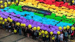 Christopher Street Day v Hannoveru