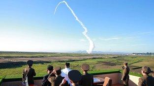 KLDR se pochlubila úspěšným testem mezikontinentální střely