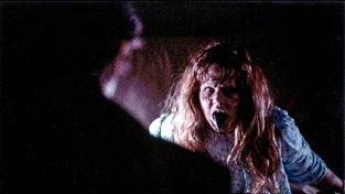 Záběr z kultovního snímku Vymítač ďábla (1973)