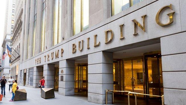 Aeronet sídlí v mrakodrapu Trump Building v New Yorku