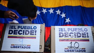Obyvatelé Venezuely odmítli plány prezidenta Madura