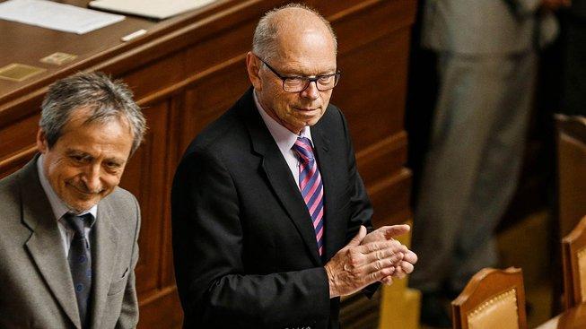 Ministr obrany Martin Stropnický a ministr financí Ivan Pilný se shodli na navýšení rozpočtu na obranu