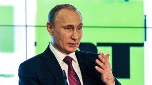 Jedním z hlavních nástrojů Putinovy propagandy je stanice Russia Today