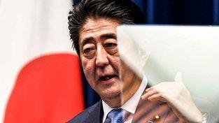 Japonský premiér Šinzó Abe