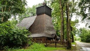 Významný dřevěný kostel z 16. století je nenávratně zničen