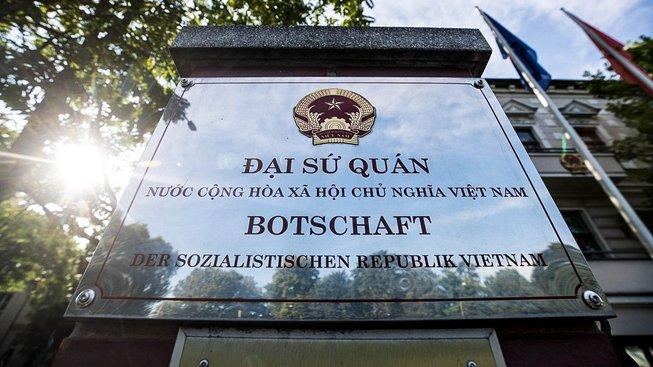 Vietnamské velvyslanectví v Berlíně