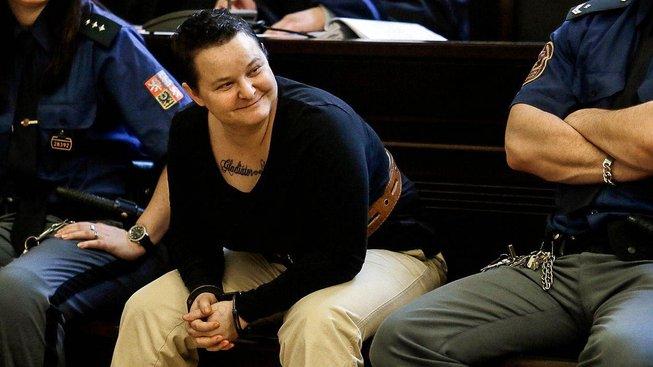 Michelle Sudků u soudu