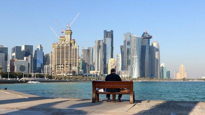 Katarské Dauhá