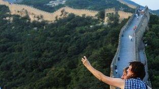 Čína touží po turistech. Ráda by jich nalákala mnohem víc