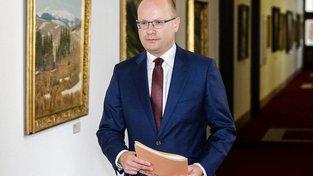 Před komisi půjde i premiér Bohuslav Sobotka