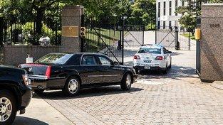 Ruský konzulát ve Washingtonu