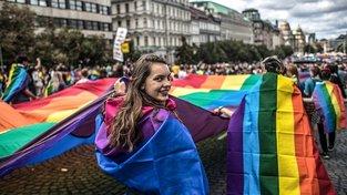 """Gay Pride není """"přehlídkou deviantů"""""""