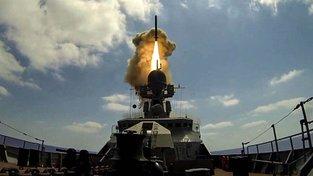 Loňský útok ruských Kalibrů na základnu Fronty an-Nusrá