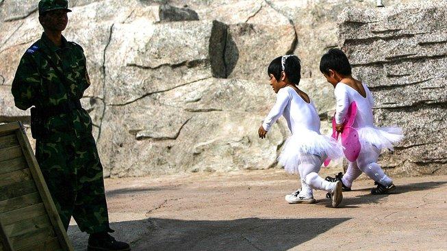 V čínském Království malých lidí