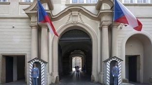 Pražský hrad, ilustrační snímek