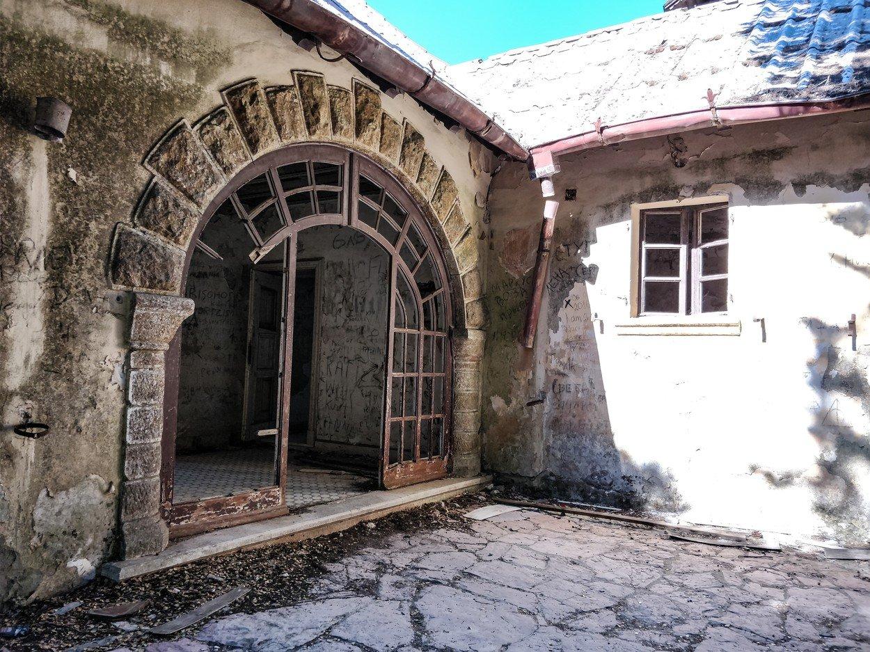 Řecká vila italského diktátora