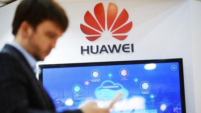 Čínská firma Huawei čelí obvinění ze špionáže (Ilustrační snímek)