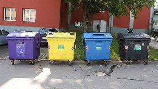 Češi řeší tajemné fialové kontejnery, nad záhadou každý vrtí hlavou