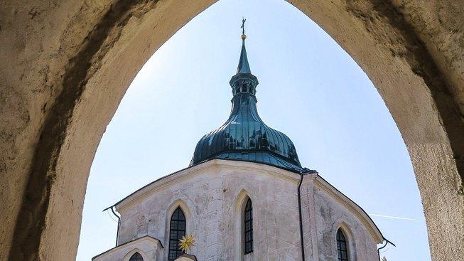 Kostel sv. Jana Nepomuckého na Zelené hoře