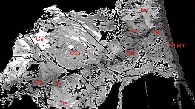 Nový nerost byl objeven na Kutnohorsku