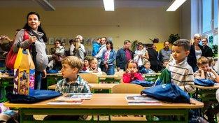Rady pro rodiče prvňáčků: Ani chvalozpěvy, ani strašení