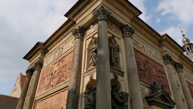 Loreta v Rumburku: Svatá chýše