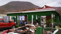 Následky hurikánu Irma v Karibiku