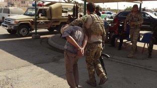 Muž podezřelý z účasti v organizaci Islámský stát zatčený kurdskými jednotkami v Iráku