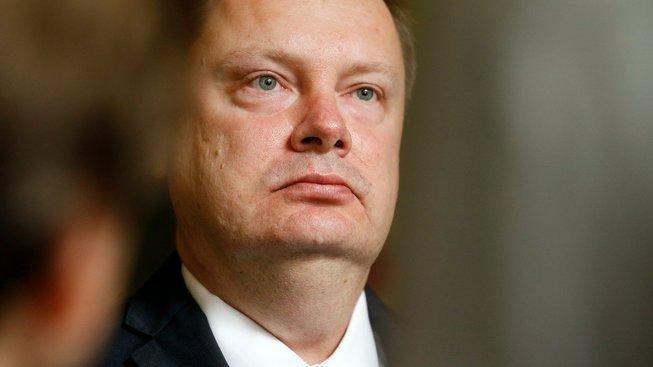 Šéf sněmovní komise Martin Plíšek (TOP 09)