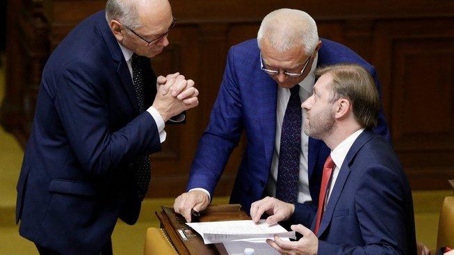 Ministr financí Ivan Pilný patří k obhájcům dohody